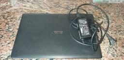Notebook acer aspire 5750, core i5 2 ger, 4gb de RAM , 500 HD, tela de 15.6pol