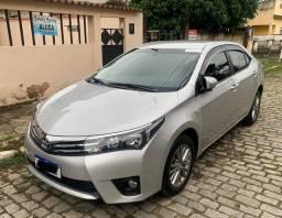 Corolla XEi 2.0 2016/2016 - 10.000km