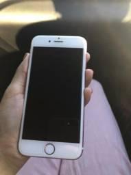 2 iPhones 6s 128gb Rosa/Preto