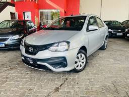 Etios Sedan 2019 1.5 X Manual