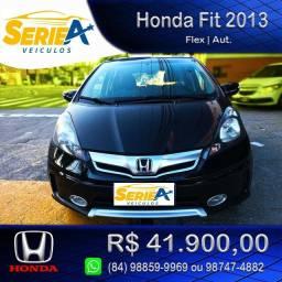 Honda Fit ano 2013 versão Twister automático