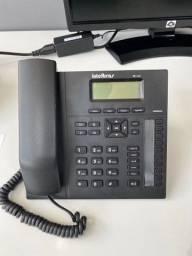 Telefone Intelbras Secretaria TE 220 Analógico