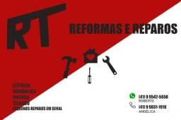 Reformas e reparos