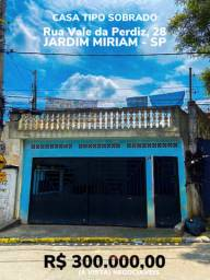 CASA JD. MIRIAM - R$300.000,00
