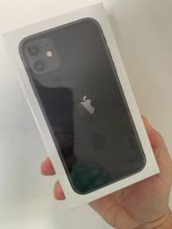 iPhone 11 64 Preto Lacrado