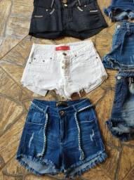 Vendo lote de shorts 33/34