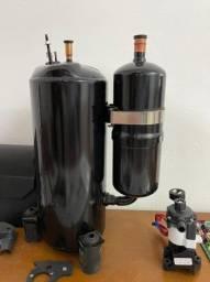 Compressor para Ar condicionado 36.000 Btus/h novo