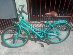 Bicicleta retrô ceci aro 26 nova