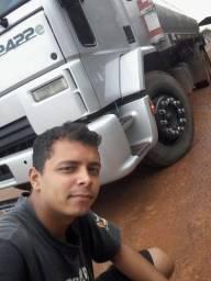 Ofereço meus serviço de motorista de caminhão CNH AD