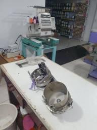 Maquina de bordar Tajima uma cabeça