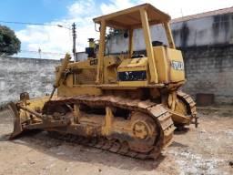 Trator de esteira Cat D6D