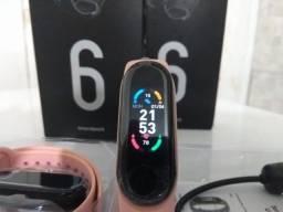 Relógio inteligente smartwatch M6 Android e ios Promoção !!!