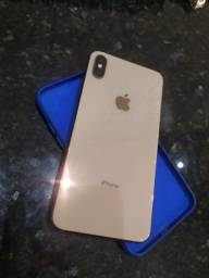 iPhone xs MAX 64 gb Gold | impecável