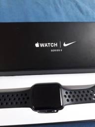 Iwatch Nike série 3 novo na caixa/ garantia