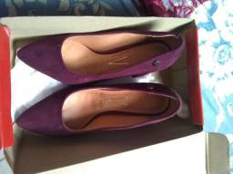 Sapato tamanho 36 novo