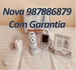 Com Garantia Baba Eletrônica câmera e monitor LCD