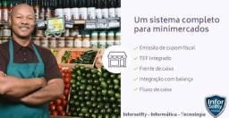 Sistema para vendas (fiscais e não fiscais)