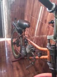 Bicicleta motorizada só pegar e andar.
