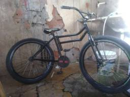 Bicicleta top pára