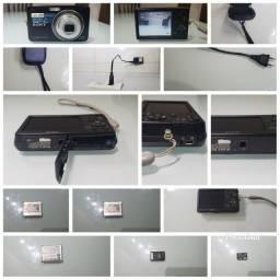 Câmera fotográfica Sony SteadyShot DSC-W310