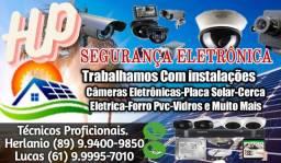 Câmera de Segurança Eletrônica