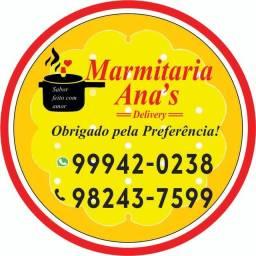 Marmitaria Ana's