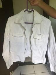 Jaqueta Branca Sawary