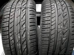 Par de pneus 225/45/17 remold
