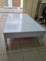 Sofá e mesa