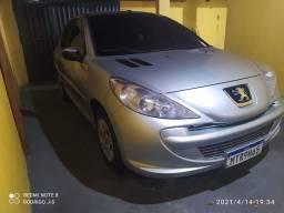Peugeot 207 xr 1.4 Hatch completo - 2011 Troco/Financio