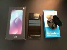 Xiaomi Mi 9T 64GB + Mi True Wireless Earbuds Basic LEIA