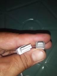 Cabo iPhone 25w carregamento turbo