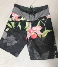 Bermuda QuikSilver Floral P/M