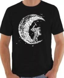 camisa/camiseta Astronauta