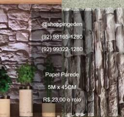 Venha ja comprar o seu papel adesivo de parede 5 metros