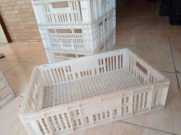 Caixas plástica resistente
