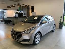 Hyundai HB20 Única Dona Prata 2018!