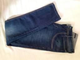 Calça jeans masculina azul Black Jeans
