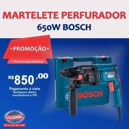 Martelete Perfurador Bosch Gbh 2-20 D ? Entrega grátis