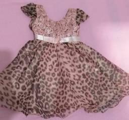 Vestido infantil tam 2
