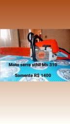 Moto serra sthil Ms 310