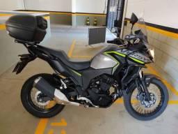 Kawasaki 2020 Versys-x 300 único dono (Extra)