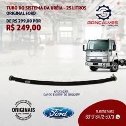 TUBO DO SISTEMA DA URÉIA-25 LITROS ORIGINAL FORD