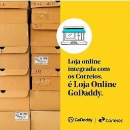 Loja online integrada com correios e pagseguro