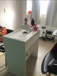 Mesa + expositor de esmaltes