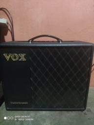 Combo 40w Amplificador Vox Valvetronix Vt40x P/ Guitarra