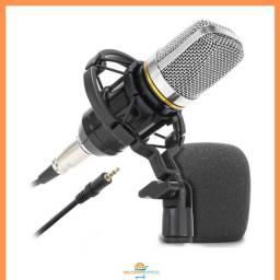 Microfone Condensador Conceito/modelo Bm-800