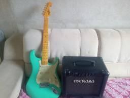 Stratocaster Tagima TG530 + Meteoro