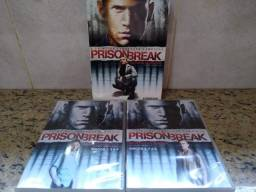 Box DVDs Prison Break 1 Temp.