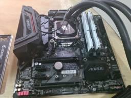 I5 8600K, Z370, 2x8 2666, H60